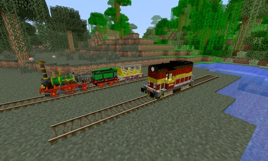 Traincraft news