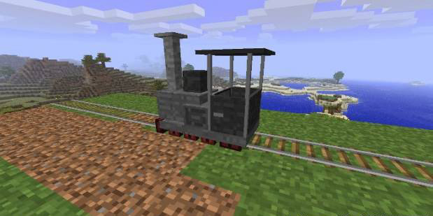 New texture for the first loco